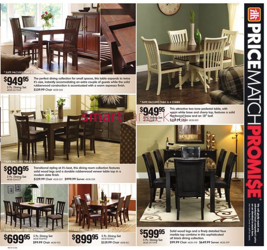 Home Furniture And Appliances Boxing Week Sale 2012 Cyber Monday Canada
