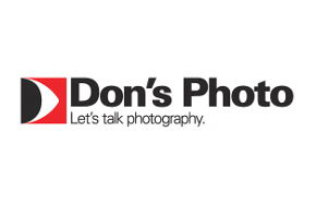 Don's Photography logo